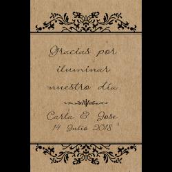 Bengala de boda Valencia