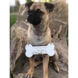 Porta alianzas perro 22,50€