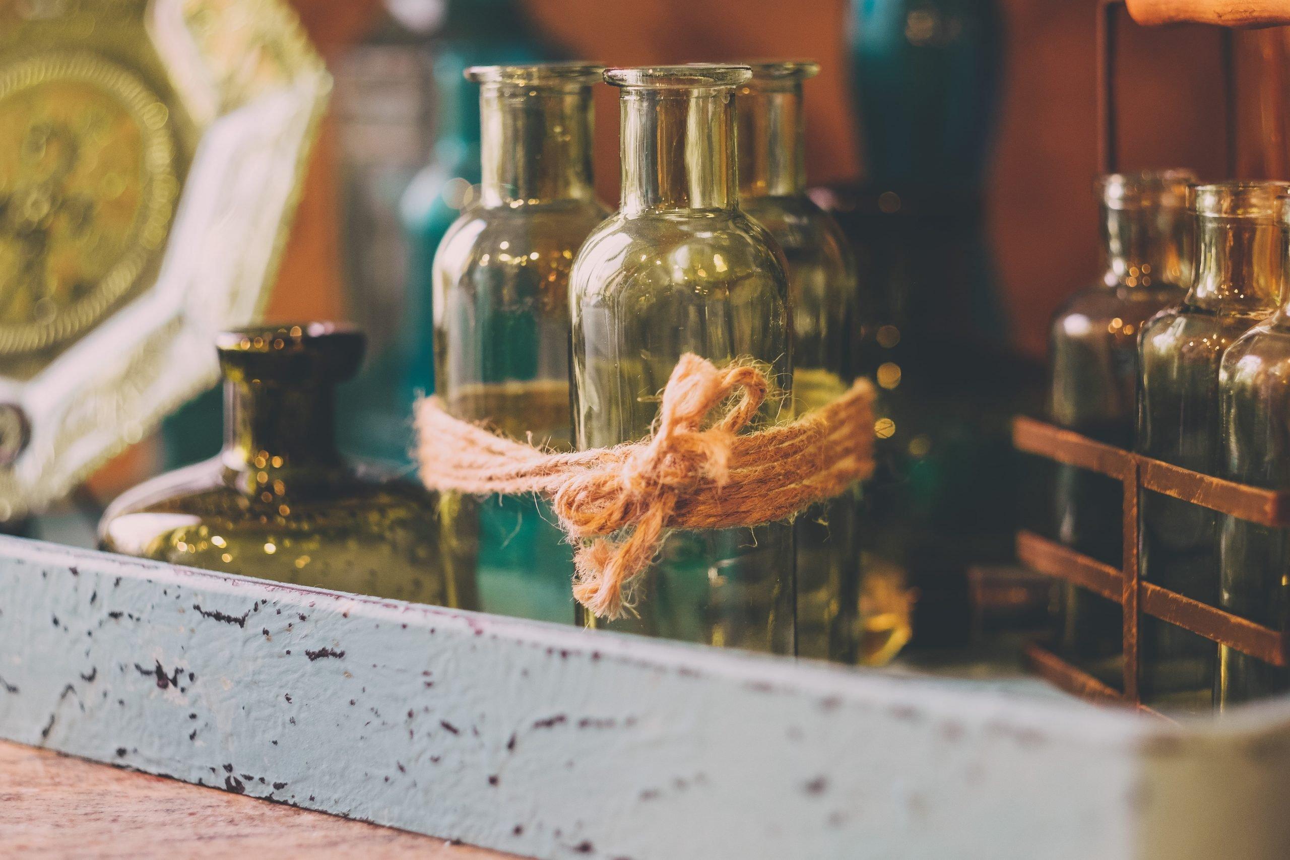 Cómo colocar los productos de higiene en una boda